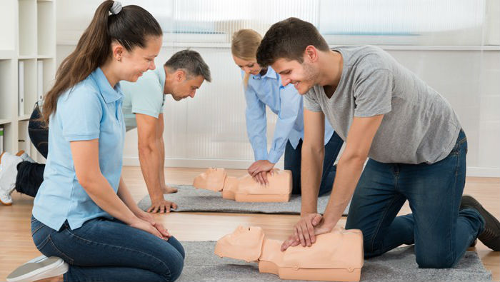FREE Standard First Aid with CPR-C