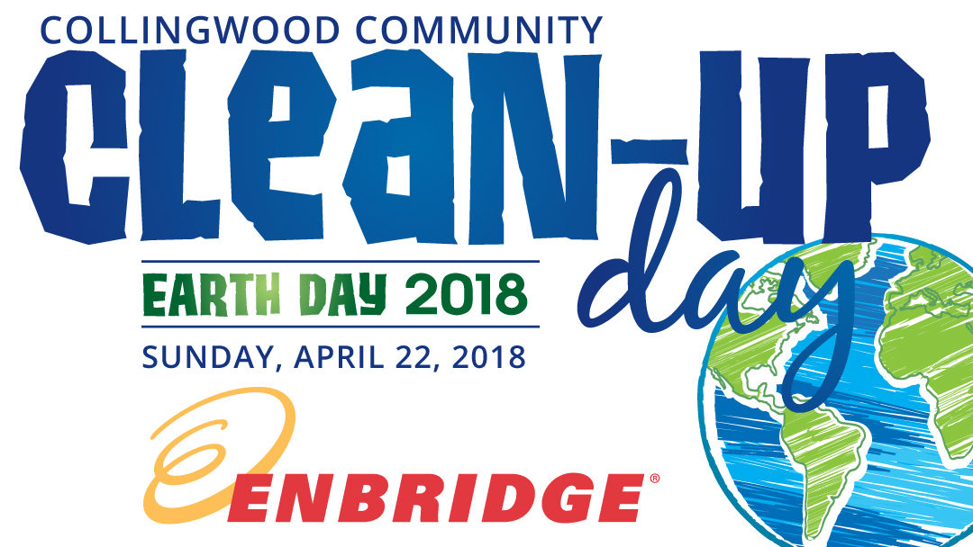 Enbridge – Proud sponsor of the Collingwood Youth Centre and Community Clean-Up Day