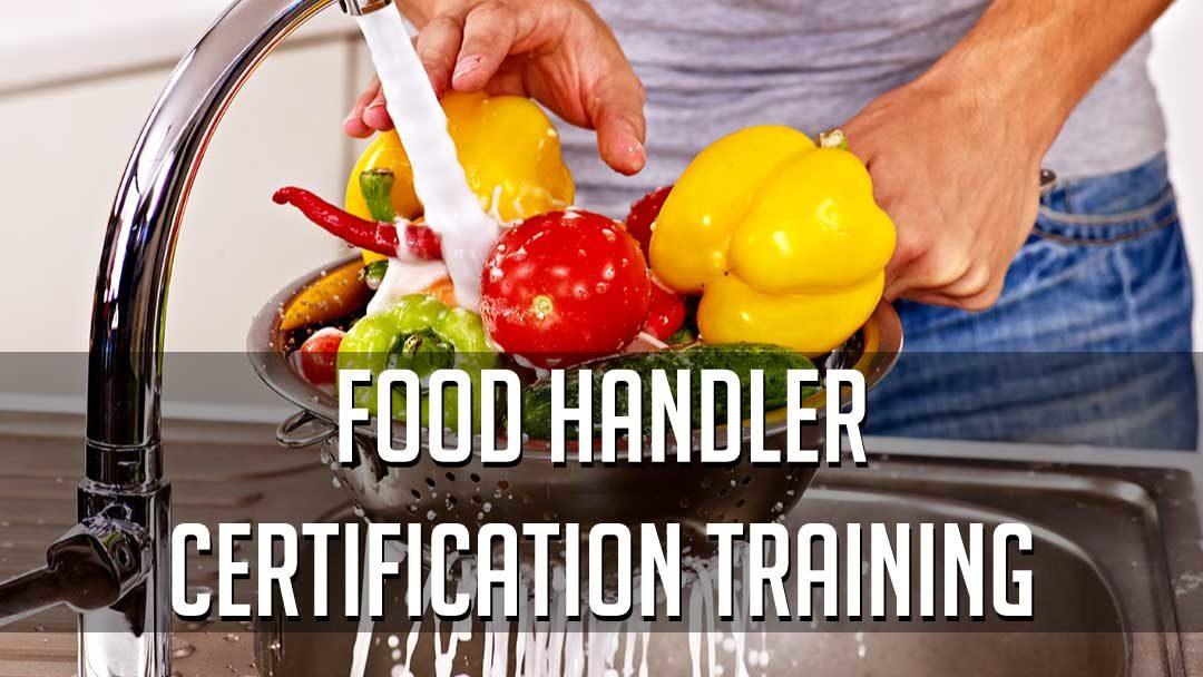 Food Handler Certification Training