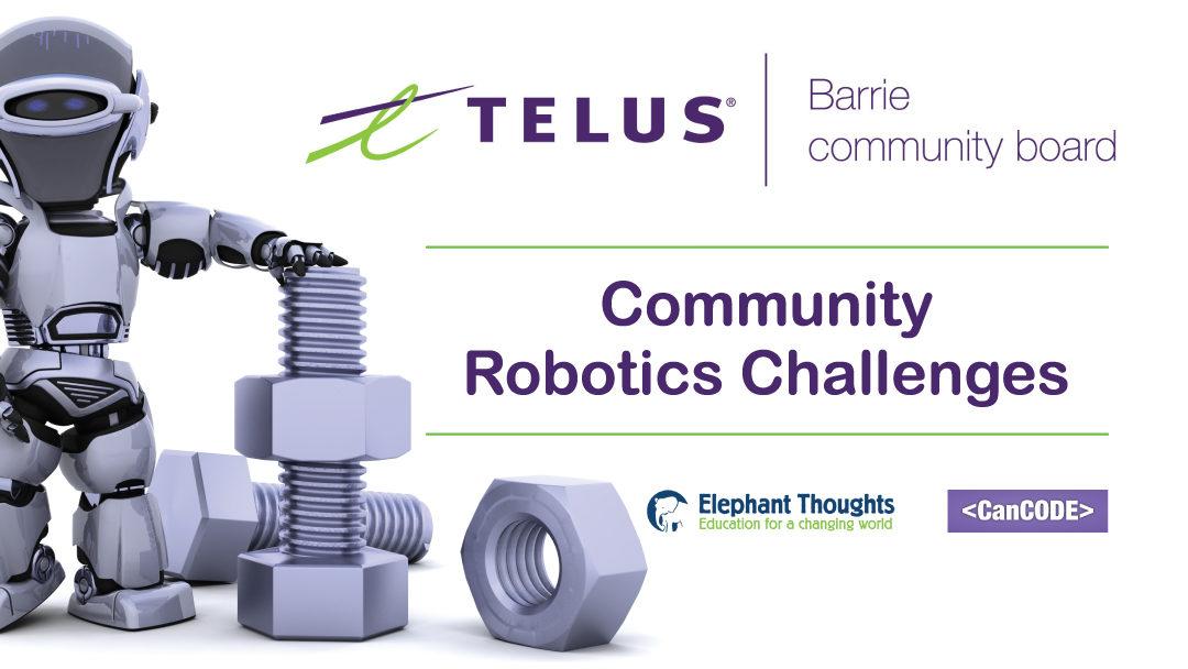 Telus Community Robotics Challenges